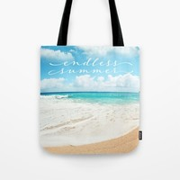 endless summer Tote Bag by sylviacookphotography