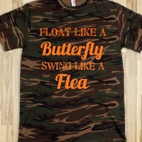 Duck Dynasty - Butterfly and Flea (camo) - Country Music Shirts