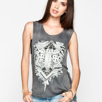 Element Relic Womens Muscle Tank Black  In Sizes