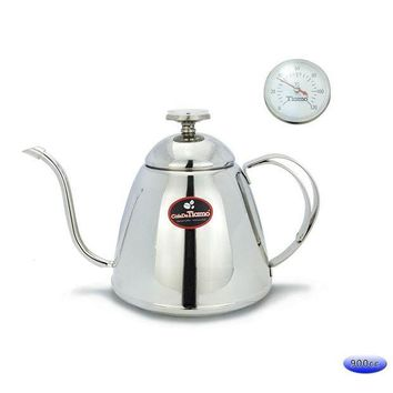 ESBU3C 900ml coffeepot coffee percolator Water Kettle with thermometer