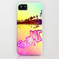 Summer Dreams iPhone & iPod Case by M Studio - iPhone 3G, 3GS, 4, 4S, 5/iPod Touch 5/Galaxy S4