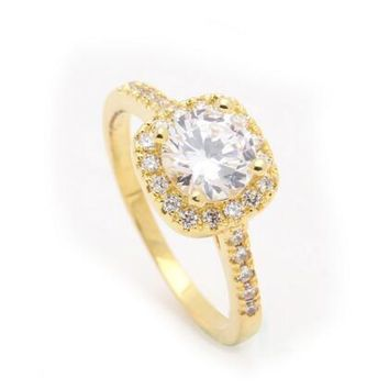 Plated Wedding Rings For Women