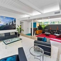 Spectacular 90210 Mid-Century Modern Home – 1734 Benedict Canyon Drive, Beverly Hills CA