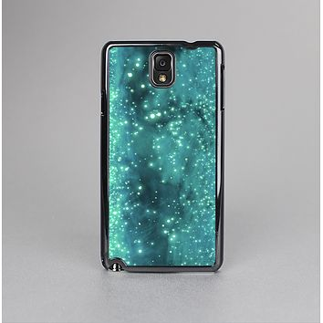 The Trendy Green Space Surface Skin-Sert Case for the Samsung Galaxy Note 3