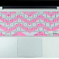 Chevron - Keyboard Cover Skin Silicone for MacBook Pro 13