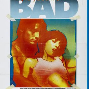 Bad Andy Warhol Movie Poster 24inx36in