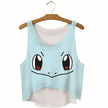 Cute Womens Print Show Hilum Tank Top Summer Vest Gift 41
