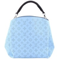 Louis Vuitton Babylone Handbag Mahina Leather PM