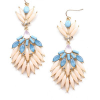 Marina Crest Earrings