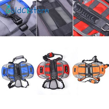 Pet Dog Saddle Bag Pack Backpack Medium and Large Big Dogs Bag for Outdoor Hiking Camping Training Pet Carrier Product