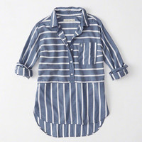 MIXED STRIPE SHIRT