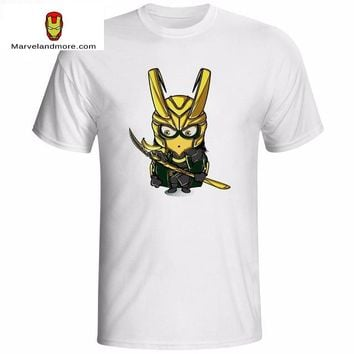 Loki Minion T-shirt