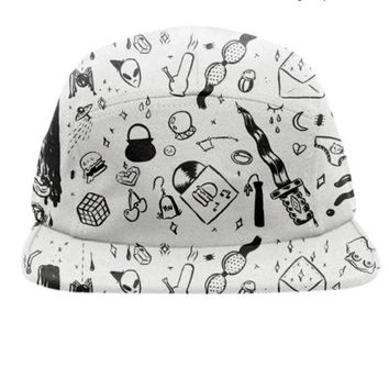 Limited Edtion Teen Witch All Over Print Cap