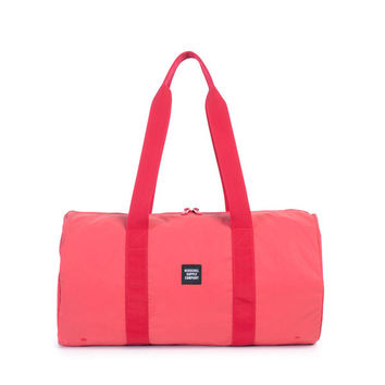Herschel Supply Co. Packable Duffle Reflective Red