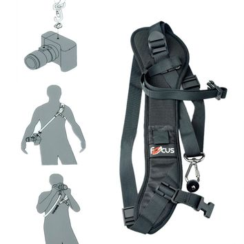 Camera Shoulder Strap - Perfect for All Photographers