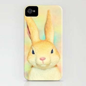Some Bunny... iPhone Case by Lisa Argyropoulos | Society6