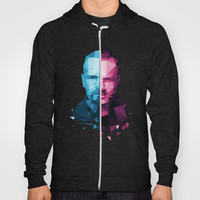 BREAKING BAD - White/Pinkman Hoody by Dr.Söd