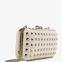 Studded Structured Clutch