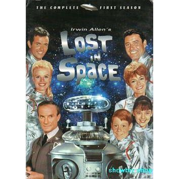 Lost In Space Tv Tv poster Metal Sign Wall Art 8in x 12in