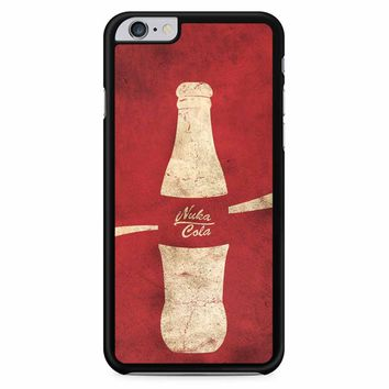 Fallout 4 Inspired Nuka Cola iPhone 6 Plus / 6S Plus Case