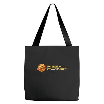 Pizza Planet Tote Bags