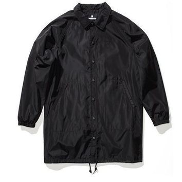 Undefeated 3rd Quarter Jacket In Black - Beauty Ticks