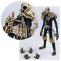 2000 AD Judge Mortis 1:12 Scale Action Figure