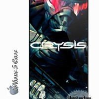 Fantastic iPhone 5 Case Crysis Video Game