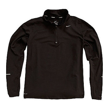 Nike Element Half-Zip Jacket - Black