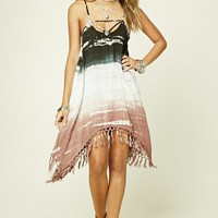 Boho Me Tie Dye Cami Dress