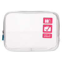 Flight 001 TSA Approved Clear Carry-On Quart Bag - Travel Accessories - Luggage & Backpacks - Macy's