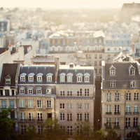 Paris Photograph Dans Mon Reve de Paris Dreamy by irenesuchocki