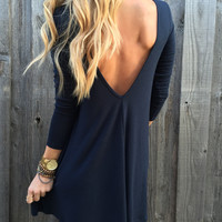 Harmony Low Back Dress