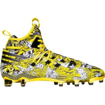 Adidas Freak x Kevlar Army Cleats - Yellow/Black | DICK'S Sporting Goods