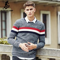 NEW - Pullover Sweater - Top Quality Fashion - Pioneer Camp