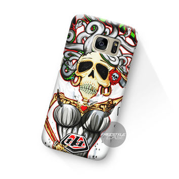 Art Work Troy Lee Design Air Medusa Samsung Galaxy Case Cover Series