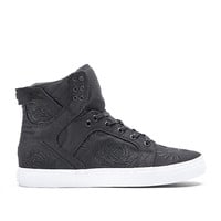 SKYTOP LS BLACK/ROSE - WHITE