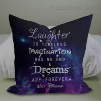 Walt Disney  Case, Pillow Cover, Custom Pillow Case