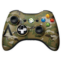 Walmart: Xbox 360 Special Edition Camouflage Wireless Controller - Wal-Mart Exclusive (Xbox 360)