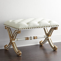 Massoud Tufted Storage Bench
