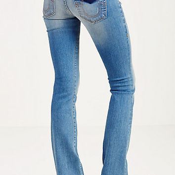 JOEY LOW RISE FLARE WOMENS JEAN