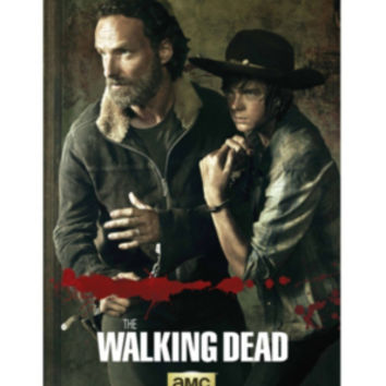 The Walking Dead Rick & Carl Poster
