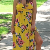 The Garden Party Maxi Dress