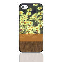 Floral iPhone 5 Case,Geometric Pattern iPhone Case,Pattern Wood iPhone Case,iPhone 5s case,iPhone 5c Case,iPhone 4/4s Case