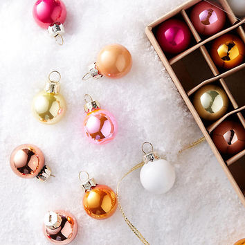 Mini Ornament Set