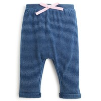 SplendidInfant Girls' Stripe Joggers - Sizes 3-24 Months