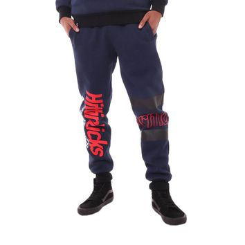 Hittin Motor Sports Navy Sweat Pants