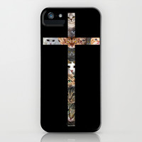 Holy Cats iPhone & iPod Case by Some Dude Named Ryan Taft