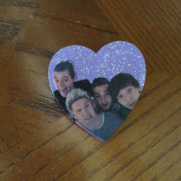 one direction pin