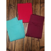 Solid Color Fleece Lined Leggings (MORE COLORS)- CLOSEOUT